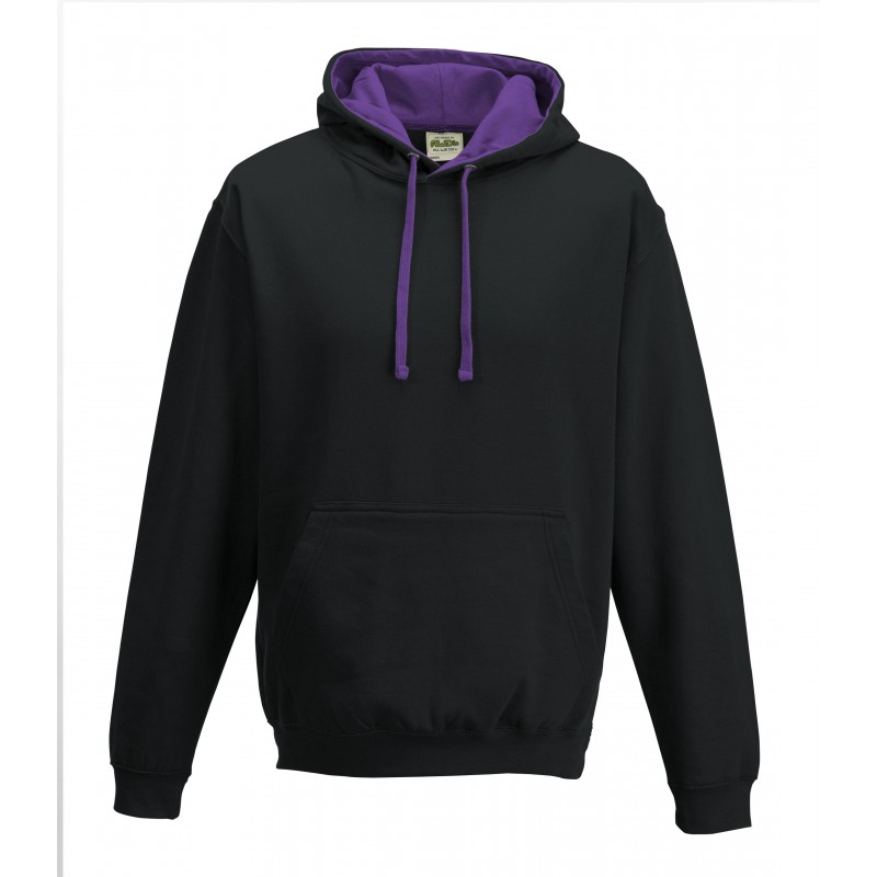 Jet Black&Purple
